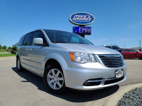 2011 Chrysler Town and Country for sale at Monkey Motors in Faribault MN
