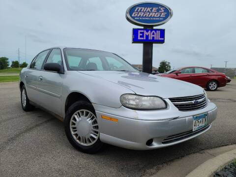 2004 Chevrolet Classic for sale at Monkey Motors in Faribault MN