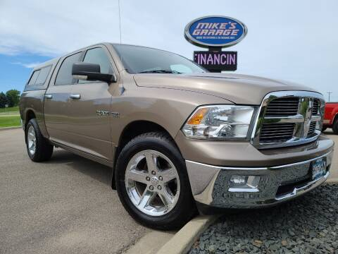 2010 Dodge Ram Pickup 1500 for sale at Monkey Motors in Faribault MN