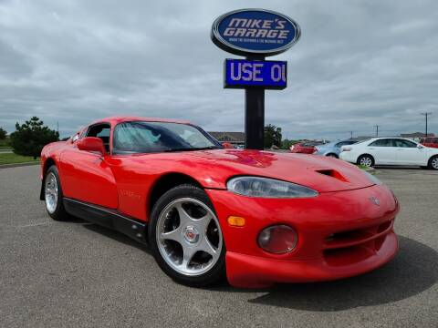 1997 Dodge Viper for sale at Monkey Motors in Faribault MN