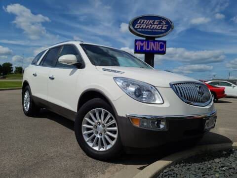 2010 Buick Enclave for sale at Monkey Motors in Faribault MN