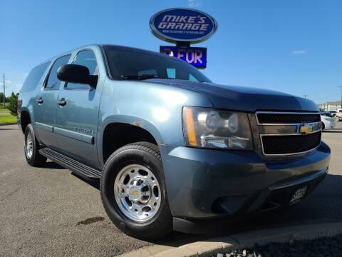 2008 Chevrolet Suburban for sale at Monkey Motors in Faribault MN