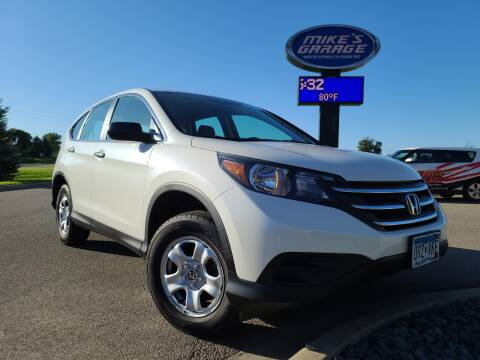 2014 Honda CR-V for sale at Monkey Motors in Faribault MN