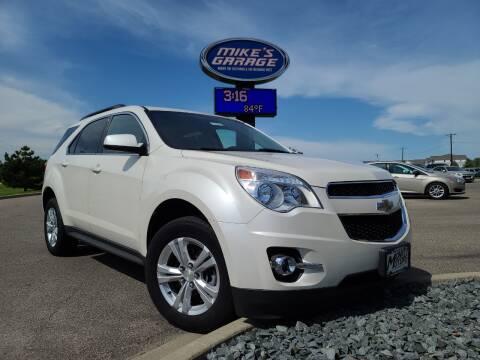 2015 Chevrolet Equinox for sale at Monkey Motors in Faribault MN