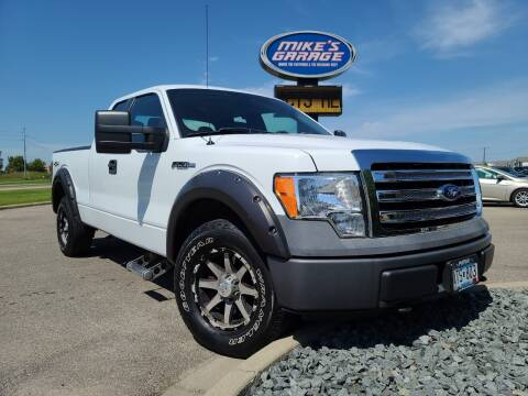 2010 Ford F-150 for sale at Monkey Motors in Faribault MN
