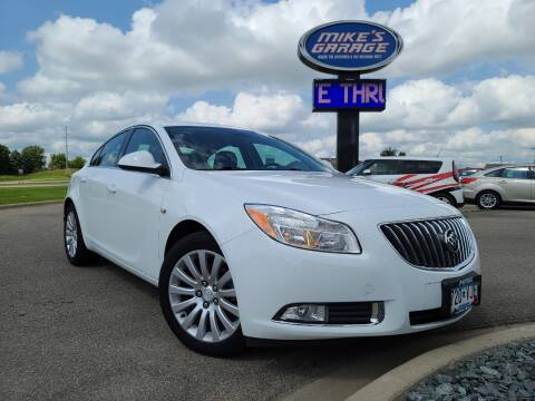 2011 Buick Regal for sale at Monkey Motors in Faribault MN