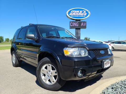 2006 Ford Escape for sale at Monkey Motors in Faribault MN