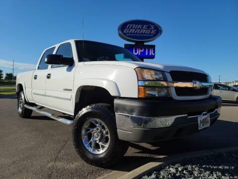 2003 Chevrolet Silverado 2500HD for sale at Monkey Motors in Faribault MN