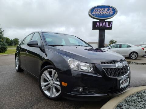 2013 Chevrolet Cruze for sale at Monkey Motors in Faribault MN