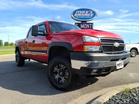 2006 Chevrolet Silverado 2500HD for sale at Monkey Motors in Faribault MN