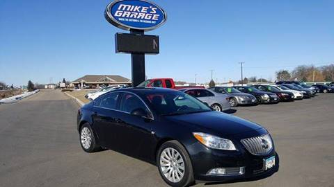 2011 Buick Regal for sale in Faribault, MN