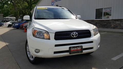 2008 Toyota RAV4 for sale at AmericAuto in Des Moines IA