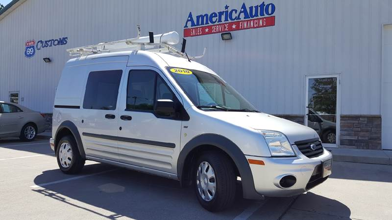 2010 Ford Transit Connect for sale at AmericAuto in Des Moines IA