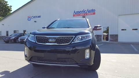 2014 Kia Sorento for sale at AmericAuto in Des Moines IA