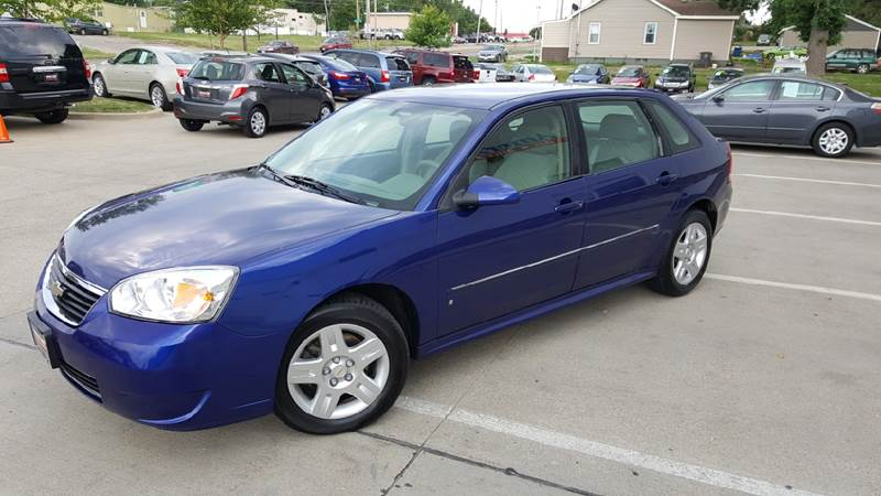 2006 Chevrolet Malibu Maxx for sale at AmericAuto in Des Moines IA