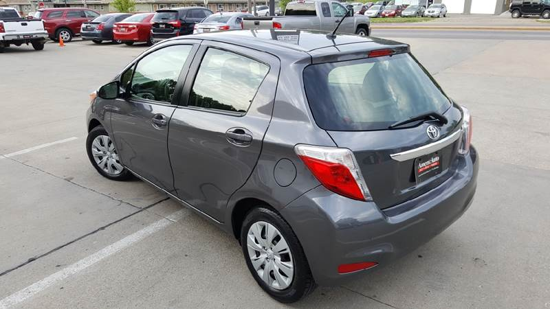 2013 Toyota Yaris for sale at AmericAuto in Des Moines IA