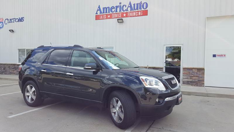 2011 GMC Acadia for sale at AmericAuto in Des Moines IA