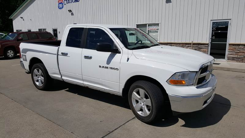 2011 RAM Ram Pickup 1500 for sale at AmericAuto in Des Moines IA