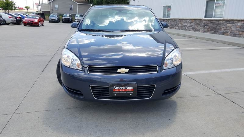 2009 Chevrolet Impala for sale at AmericAuto in Des Moines IA