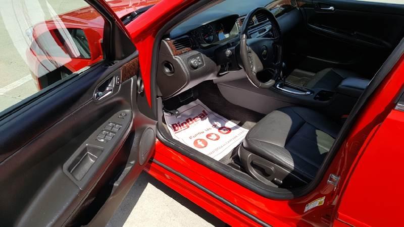 2013 Chevrolet Impala for sale at AmericAuto in Des Moines IA