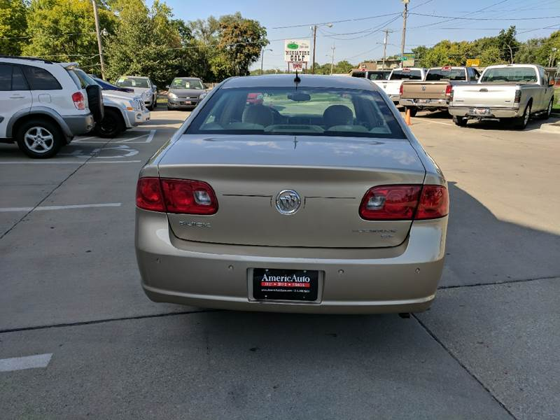 2006 Buick Lucerne for sale at AmericAuto in Des Moines IA