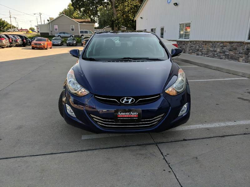 2011 Hyundai Elantra for sale at AmericAuto in Des Moines IA