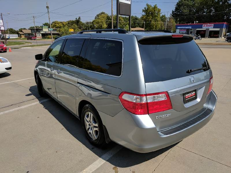 2006 Honda Odyssey for sale at AmericAuto in Des Moines IA