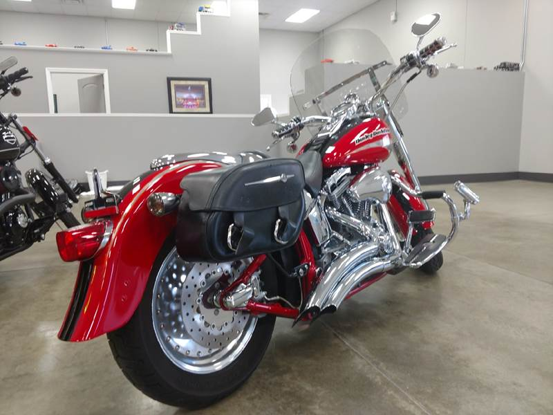 2005 Harley-Davidson Fat Boy CVO for sale at AmericAuto in Des Moines IA