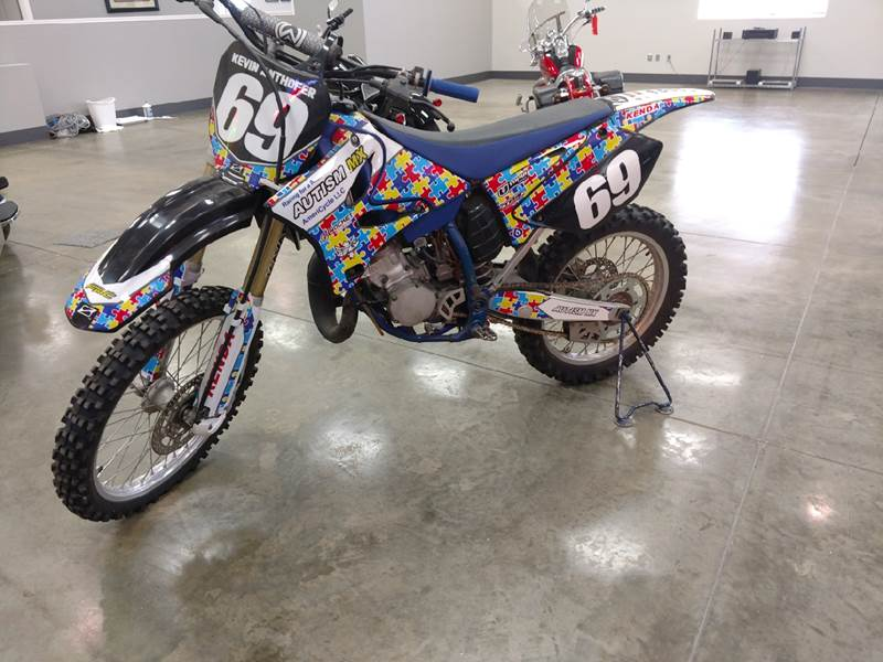2004 Yamaha YZ125 for sale at AmericAuto in Des Moines IA