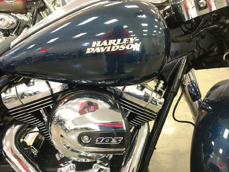 2016 Harley-Davidson Road King FLHR for sale at AmericAuto in Des Moines IA