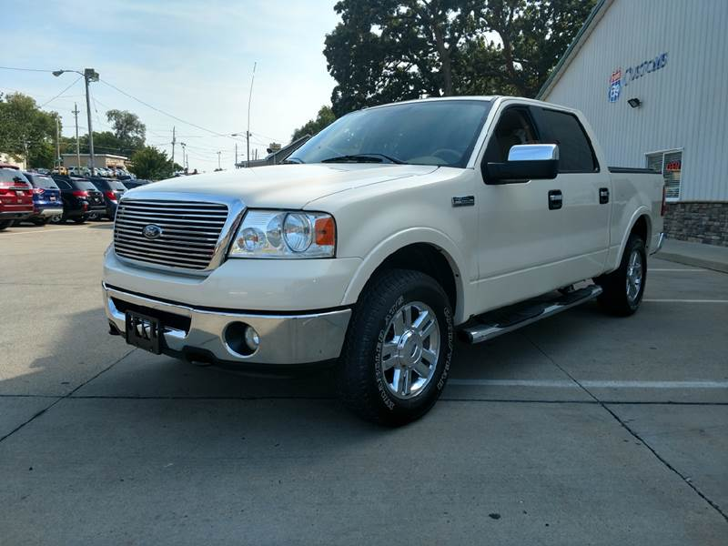 2007 Ford F-150 for sale at AmericAuto in Des Moines IA