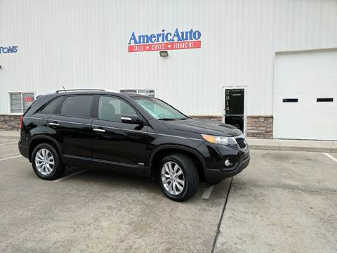 2011 Kia Sorento for sale at AmericAuto in Des Moines IA