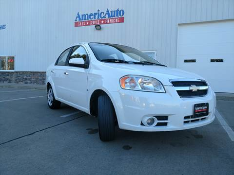 2009 Chevrolet Aveo for sale in Des Moines, IA