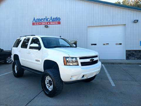 2007 Chevrolet Tahoe for sale in Des Moines, IA