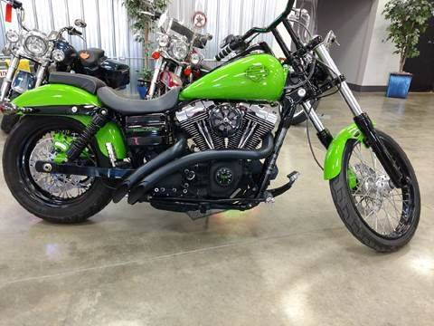 2012 Harley-Davidson WIDE GLIDE for sale in Des Moines, IA