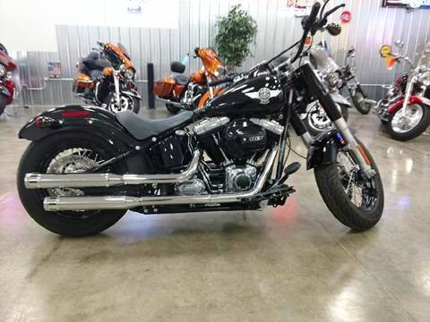 2016 Harley-Davidson SOFTAIL SLIM for sale in Des Moines, IA