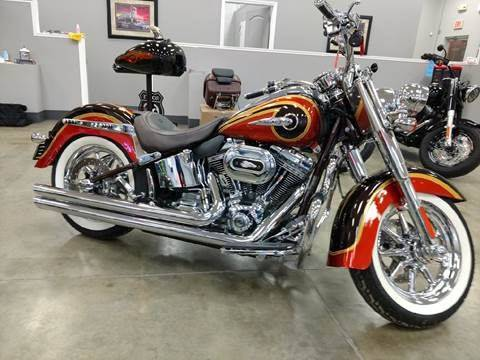 2014 Harley-Davidson SOFTAIL DELUX SE3 for sale in Des Moines, IA