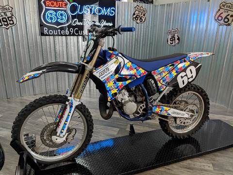 2004 Yamaha YZ125