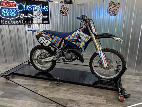 2004 Yamaha YZ125 for sale in Des Moines, IA