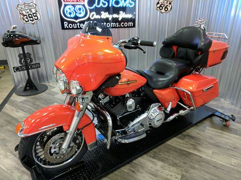 2012 Harley Davidson FLHTK for sale in Des Moines, IA