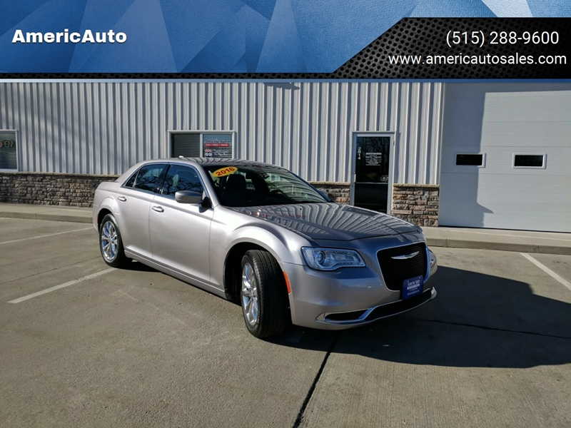 2016 Chrysler 300 AWD Limited 4dr Sedan - Des Moines IA