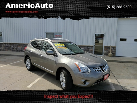 2012 Nissan Rogue for sale in Des Moines, IA