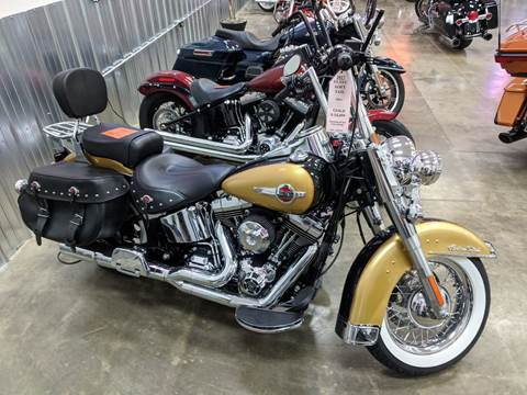 2017 Harley Davidson FLSTC