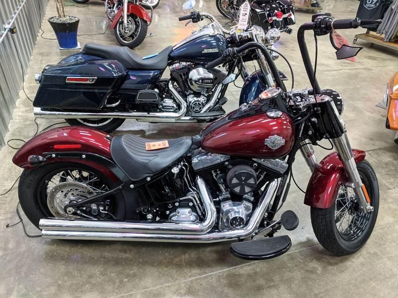 2016 Harley Davidson FLS  - Des Moines IA