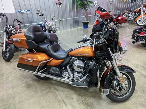 2014 Harley Davidson FLHTK LIMITED