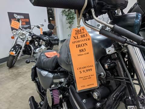 2017 Harley Davidson XL 883 IORN