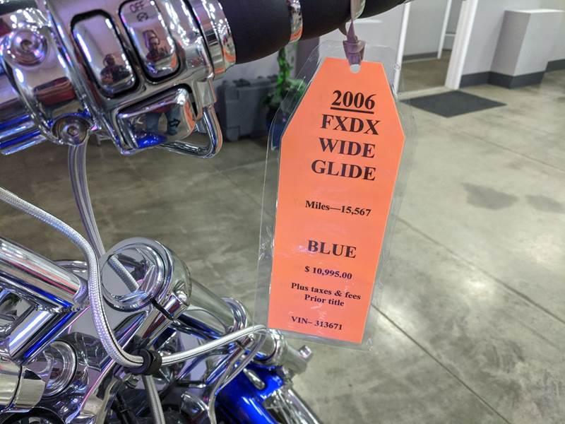 2006 Harley Davidson FXDC CUSTOM - Des Moines IA