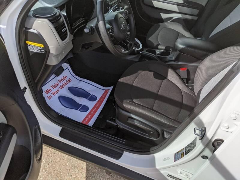 2019 Kia Soul 4dr Crossover 6A - Des Moines IA