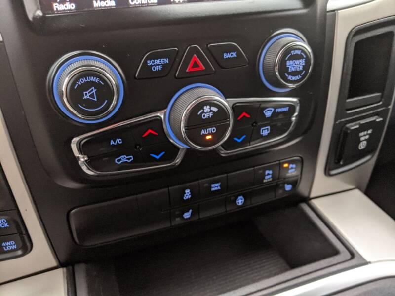 2016 RAM Ram Pickup 1500 4x4 Big Horn 4dr Crew Cab 5.5 ft. SB Pickup - Des Moines IA