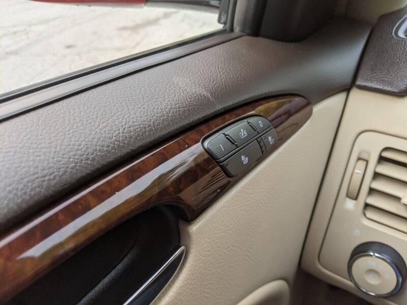 2011 Buick Lucerne CXL 4dr Sedan - Des Moines IA